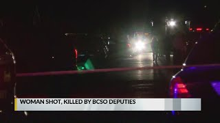Woman killed in deputy-involved shooting in South Valley