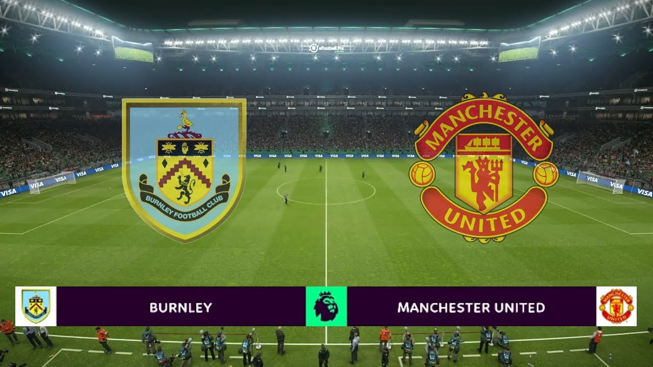 BURNLEY vs MANCHESTER UNITED | Premier League 2019/20 ...