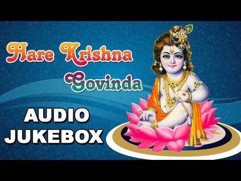 Lord Krishna Devotional Songs in Malayalam | Hare Krishna Govinda Songs Collection Jukebox