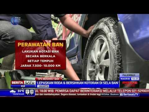 Tips Merawat Ban Mobil