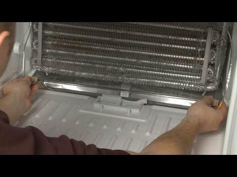 Ge Refrigerator Isn T Defrosting Defrost Heater