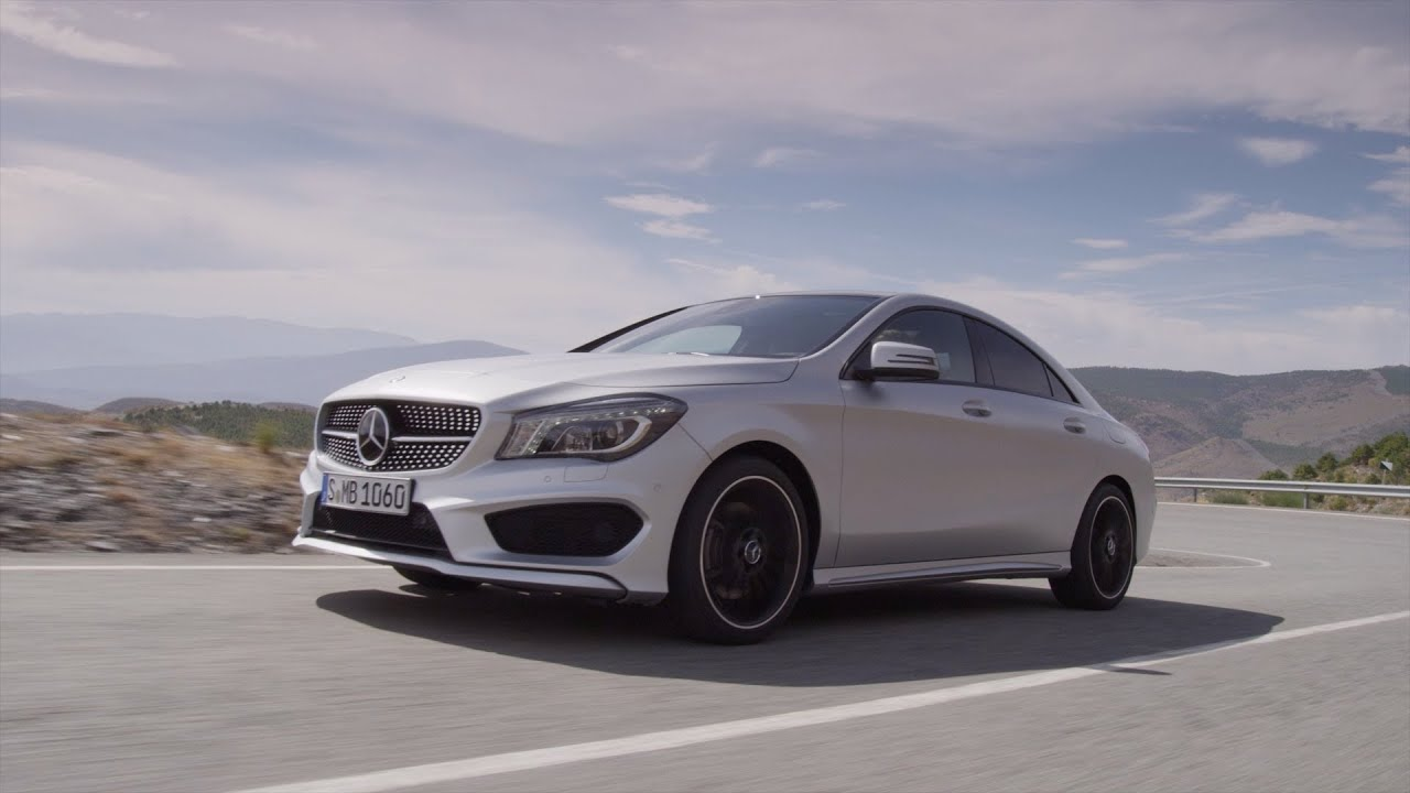 New 2014 mercedes cla 250 driving youtube for Mercedes benz cla 250 top speed