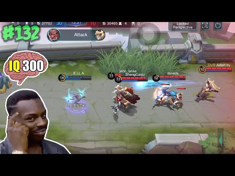 Mobile Legends WTF  Funny Moments Episode 132 😻 thumbnail