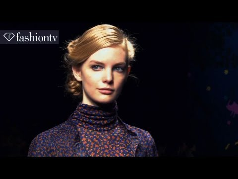 Designers at Work - Kristina Ti Fall/Winter 2013-14: Christina Tardito | Milan Fashion Week | FashionTV