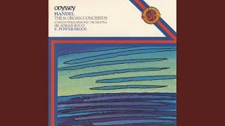 II. Andante larghetto e staccato - Organ ad libitum