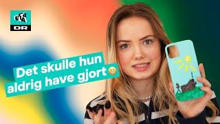 Anna ødelægger sit mobilcover! | Ultra DIY