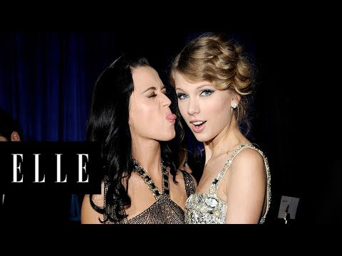 A Definitive Timeline of Katy Perry and Taylor Swift's Feud | ELLE
