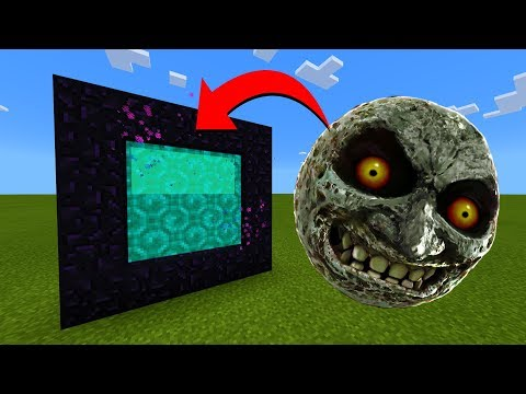 How To Make A Portal To The Lunar Moon Dimension In Minecraft!