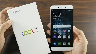 CoolPad Cool 1 Smartphone Unboxing & Overview