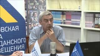 Никита Соколов: Кто победил в Великой Отечественной Войне? 22-я сессия i-класса-2014