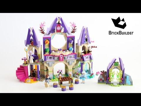 Elves Cieux Lego Le 41078 Château Des 8PnN0kXOw