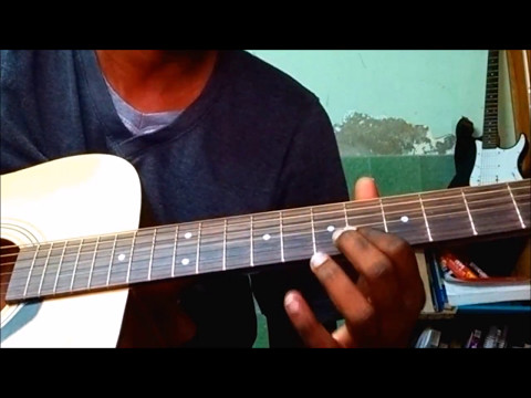Hamsa Naava - Baahubali 2 | Guitar Tabs and Chords Lesson for Beginners