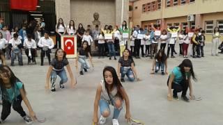 Cevapsız Çınlama Dans Gösterisi ☺