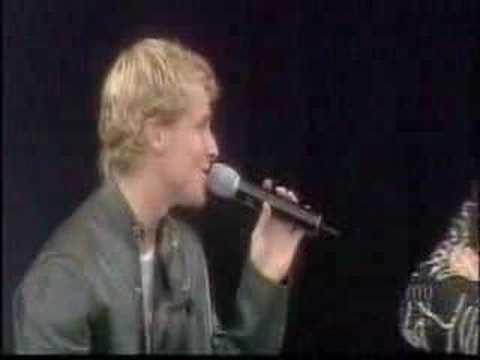 The one  Backstreet Boys and Elton John