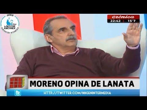 Guillermo Moreno en Cronica TV 31/08/17
