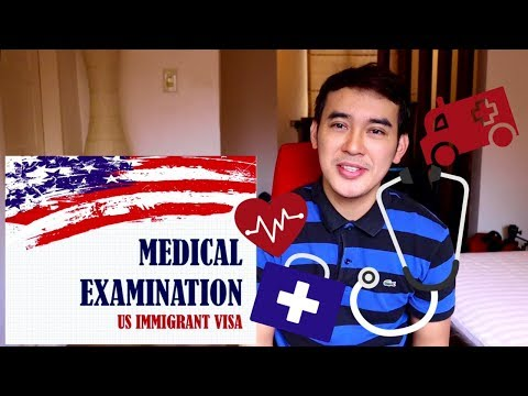 US VISA APPLICATION: Medical Exam St. Luke's + Tips