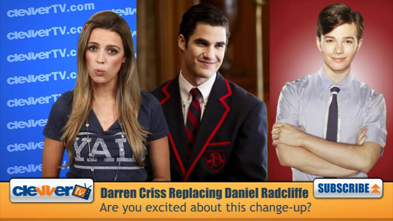 Glee star Darren Criss to replace Daniel Radcliffe on Broadway recommendations