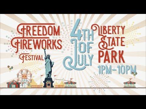 2017 Jersey City Freedom & Fireworks Festival Promo