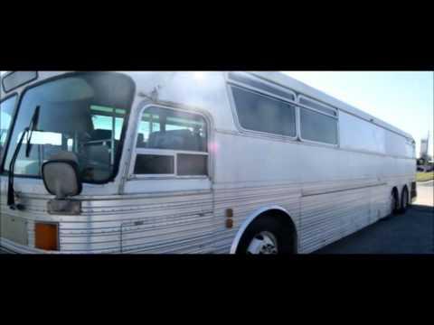 1974 Eagle tour bus for sale | no-reserve Internet auction November 18, 2015