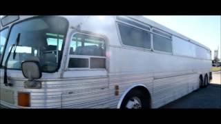 1974 Eagle tour bus for sale   no-reserve Internet auction November 18, 2015