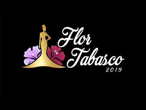 Elección de la Flor Tabasco  - Feria Tabasco 2019