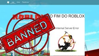 URGENT NEWS ROBLOX CAN BE BANNED FOREVER