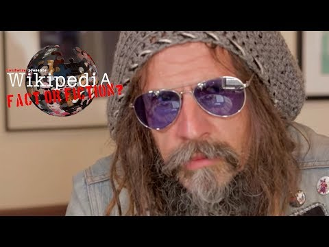 Rob Zombie - Wikipedia: Fact or Fiction?