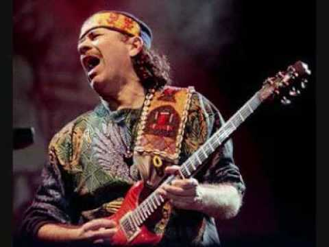 Santana - The Sensitive Kind