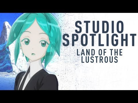 Breaking Down Houseki no Kuni's Incredible Animation | Anime Studio Spotlight