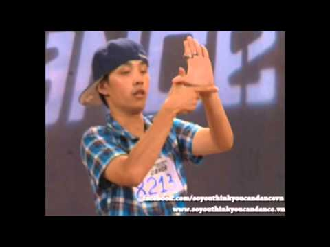 [SYTYCD2] Thử Thách Cùng Bước Nhảy - Tập 3 - Vũ Tùng Phương