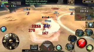 Aurcus Online #29 - GvG match1 : Immortal vs Aokigahara