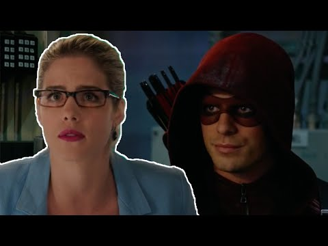 "Arrow Season 4 Episode 12 ""Unchained"" Review and Easter Eggs!"