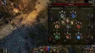 The Incredible Adventures of Van Helsing Rage Trailer