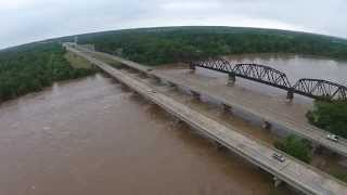 The Once Mighty Red River Roars Again