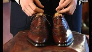 Обувь. ШКАФ 10(Из чего сшита правильная мужская сорочка? Как эволюционировало мужское бельё за последние 100 лет? Что надет..., 2012-04-05T18:01:43.000Z)