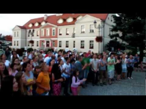 Pinokio Brothers - Pielgrzymka Poznańska 2012 - Mój Jezus Królem królów jest