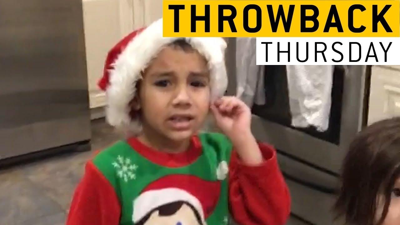 Elf on the Shelf || JukinVideo Throwback Thursday