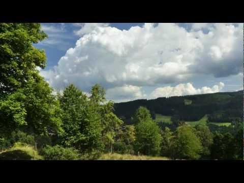 Vchynicko tetovský kanál, Hauswaldská kaple, Srní, Rokyta
