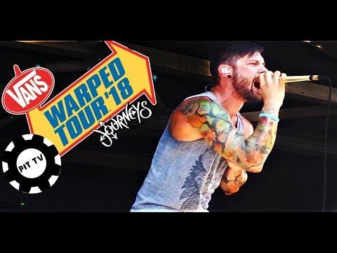 Capstan- Wreath Of The Follower (live 2018 Vans Warped Tour)