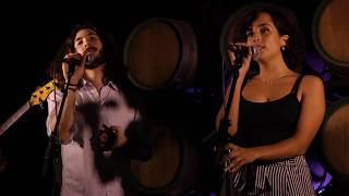 "CINNAMON SOUL - ""Heaven On The Ground""- Emily King & José James Cover - Directo en Bodegas Castaño"