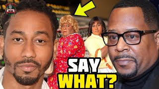 Brandon T Jackson Breaks The Oath & Reveals The Unthinkable About Martin Lawrence!