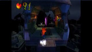 Crash Bandicoot 2 100% speedrun in 1:15:43