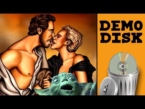 ATTACK OF THE BONES - Demo Disk Gameplay