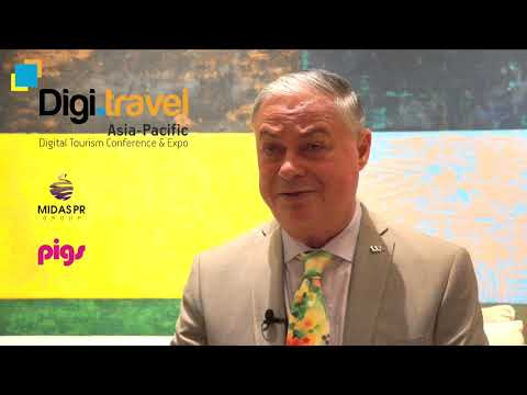 3rd Digi.travel Asia-Pacific Conference & Expo - 20 June 2018 - Eric Hallin #4