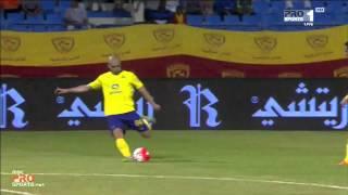MBC PRO SPORTS - هدف النصر الأول في القادسية أدريان