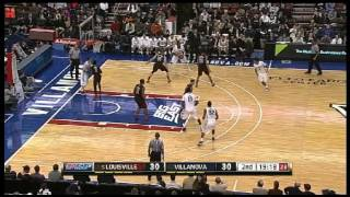 Louisville Cardinals @ Villanova Wildcats 2013 Full Game (NOVA UPSETS #5 LOUISVILLE)