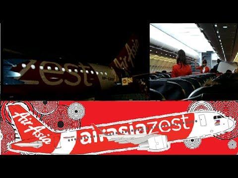 Owen's Travel ✈ Air Asia Zest Z2 385 : Cebu (CEB) to Manila (MNL)