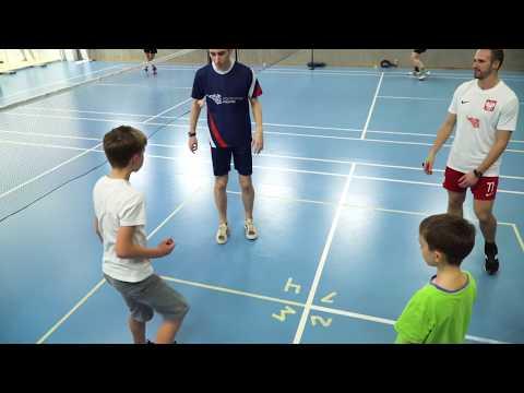 #Footbag - 4Square (English) - Game Tutorial thumbnail