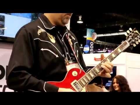 NAMM 2015 - TC ELECTRONIC - Greg Koch + Roscoe Beck (Song2)