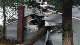 EF1 Tornado confirmed outside Baltimore